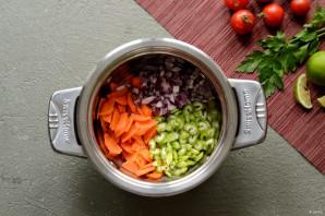 Мексиканский суп с кетчупом - фото шаг 2