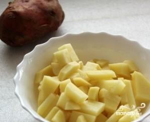 Вегетарианский щавелевый суп - фото шаг 2
