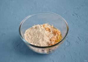 Шарики из арахиса - фото шаг 2