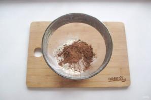 Шоколадные вафли - фото шаг 3