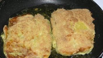 Шницель капустный с сыром - фото шаг 6