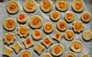 Печенье с кумкватом - фото шаг 3