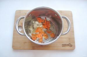 Диетический суп-пюре из кабачков - фото шаг 2