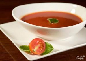 Детский томатный суп - фото шаг 6