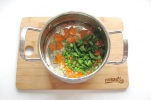 Пшенная каша с овощами - фото шаг 5
