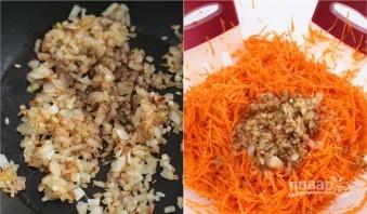 Салат из морковки - фото шаг 4