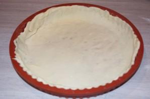 Пирог с капустой из дрожжевого теста - фото шаг 6