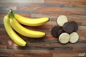 Простой банановый торт - фото шаг 1