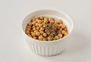 Зеленый хумус - фото шаг 4