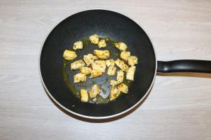 Рис с курицей и фасолью - фото шаг 5