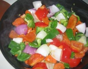 Пангасиус в кисло-сладком соусе - фото шаг 7