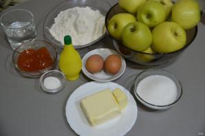 Норвежский яблочный пирог - фото шаг 1