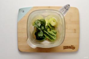 Смузи из овощей
