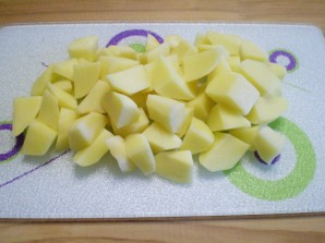 Картофельное рагу - фото шаг 3