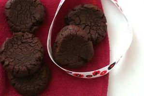 Шоколадное печенье с корицей и гвоздикой - фото шаг 3