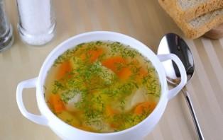 Суп картофельный с мясом - фото шаг 7