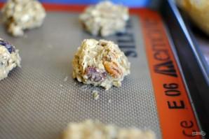 Простое овсяное печенье - фото шаг 5