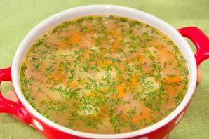 Суп из консервы горбуши - фото шаг 10
