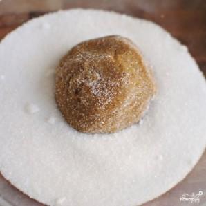 Простое имбирное печенье - фото шаг 10