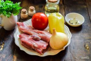Мясо по-балкански - фото шаг 1