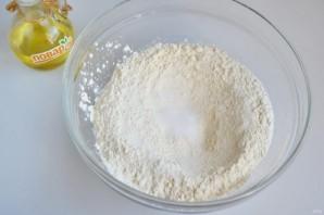 Заливной хлеб - фото шаг 2