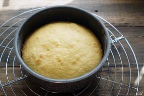 Масляный бисквит - фото шаг 7