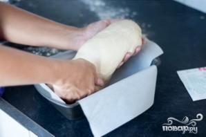 Классический белый хлеб - фото шаг 3