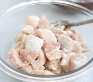 Кисло-сладкая курица стир-фрай - фото шаг 5