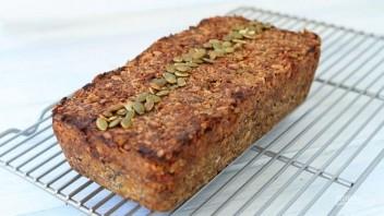 Сладкий хлеб с семечками - фото шаг 5