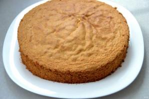 Мятный бисквит - фото шаг 12