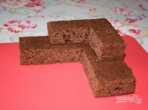 "Рецепт торта ""Майнкрафт"" - фото шаг 3"