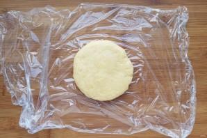 Киш со шпинатом и сыром - фото шаг 4