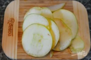 Чипсы из овощей и фруктов (мастер-класс) - фото шаг 1