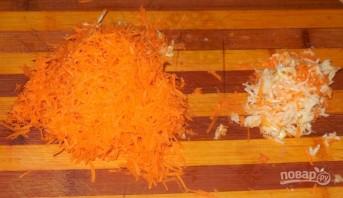 Котлеты с морковью - фото шаг 2
