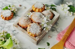 Кексы на сливочном масле - фото шаг 9