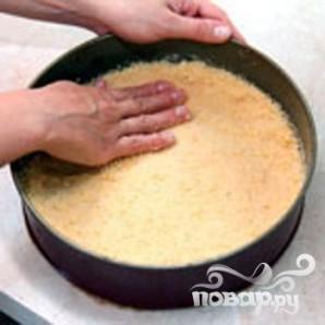 Творожный торт с вишней - фото шаг 1