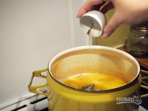 Финский суп с лососем и сливками - фото шаг 7