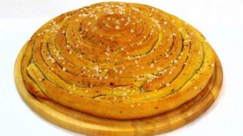 Хлеб спиральный - фото шаг 4