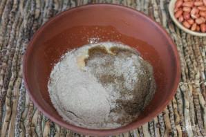 Оладьи из льняной муки - фото шаг 4