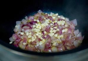Рататуй со свининой - фото шаг 1