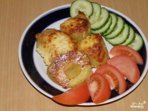 Печеный картофель в духовке - фото шаг 11