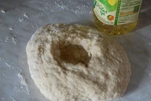 Бездрожжевое тесто для жареных пирожков - фото шаг 6