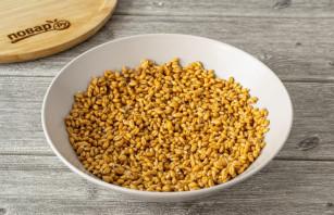 Хлебцы из пророщенной пшеницы - фото шаг 4