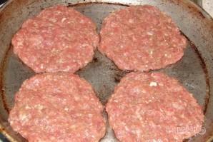 """Гамбургер """"Макдональдс"""" - фото шаг 1"""