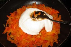 Минтай в сметанном соусе - фото шаг 6