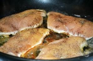 Куриная грудка с картофелем - фото шаг 3