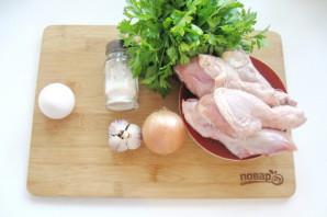 Курица по-арабски - фото шаг 1