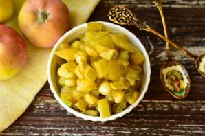 Варенье из кабачков и яблок - фото шаг 7