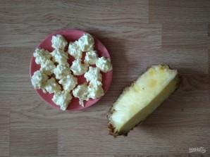 Рафаэлло с ананасом - фото шаг 4