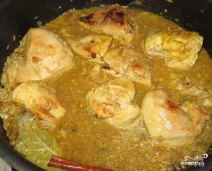 Курица по-тайски с рисом - фото шаг 6